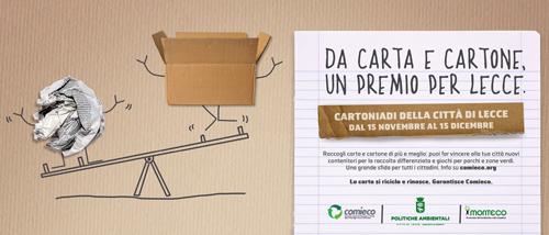 CARTONIADI DELLA CITTA' DI LECCE