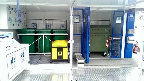 Verso il terzo centro di raccolta dei rifiuti: il sito nella zona industriale
