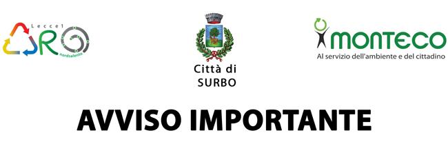 Dal 28 aprile parte la distribuzione del mastello domestico grigio a Surbo e nella frazione di Giorgilorio